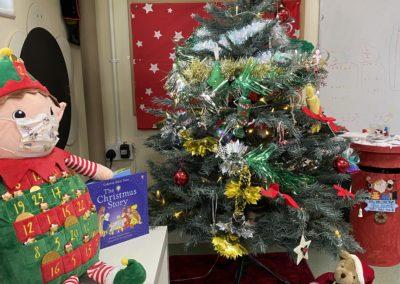 Wrap Advent Elf